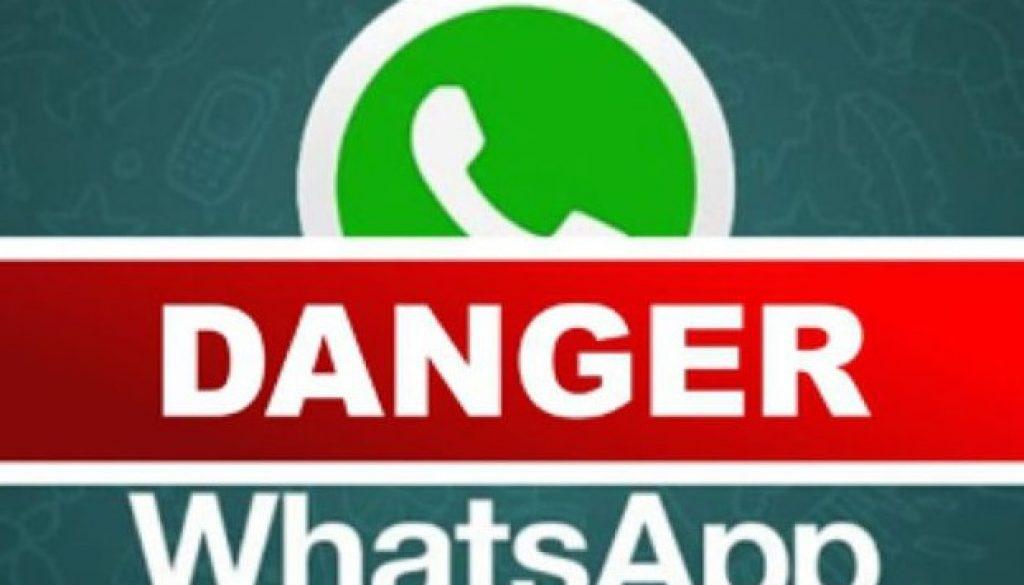messaggio whatsapp virus