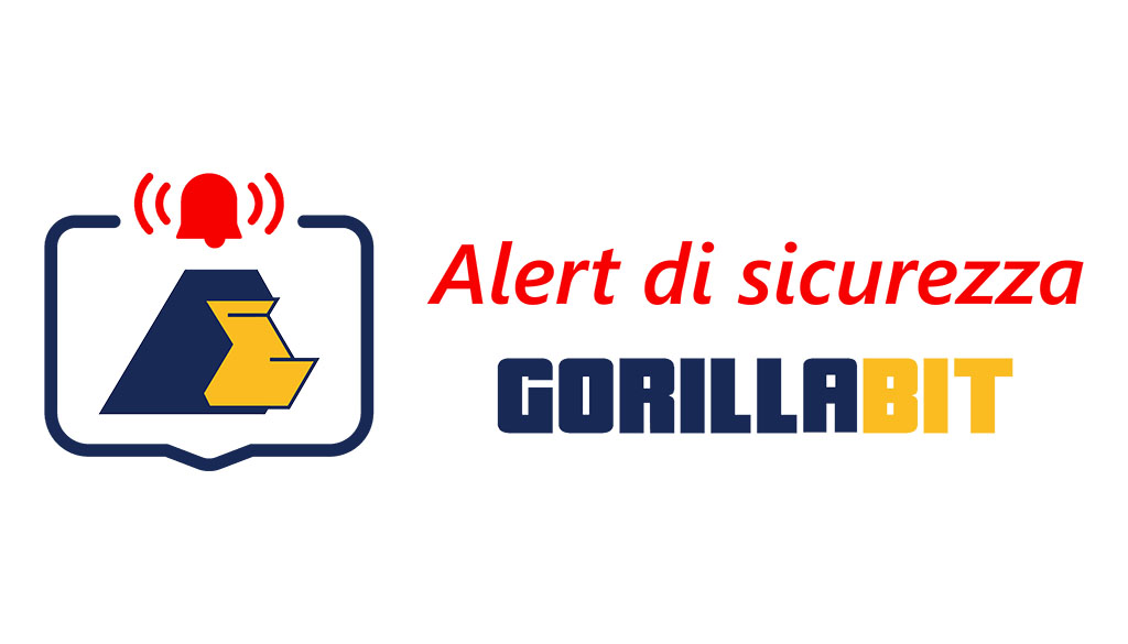 Alert GorillaBit
